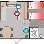 Avonmore 32ft floor plan 150x150