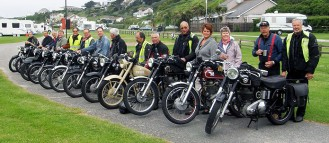 European Motorbike Rally to Cornwall