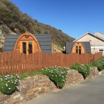 Porth glamping pods
