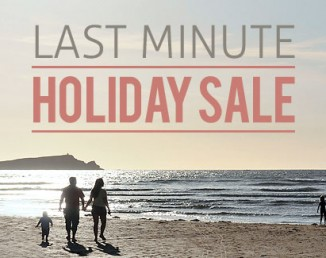 Last minute holidays to Newquay