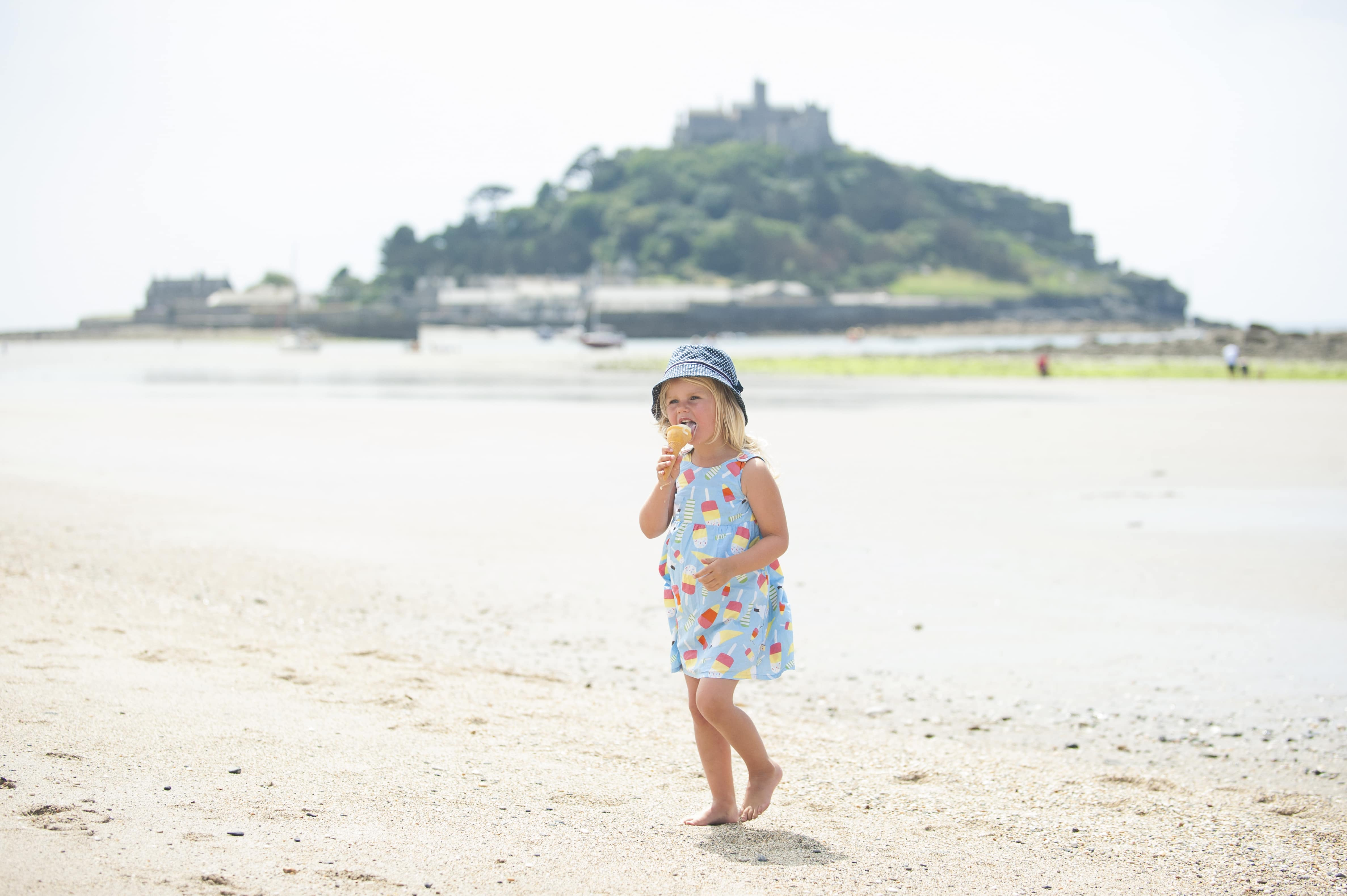 St Michael's Mount Photo Visit Cornwall / Adam Gibbard
