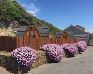 Camping Pods in Newquay, Cornwall