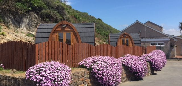Glamping-Pods