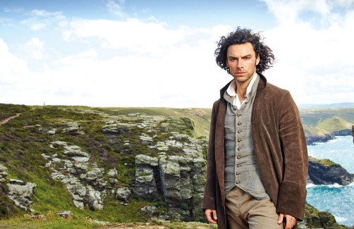 Poldark in Cornwall