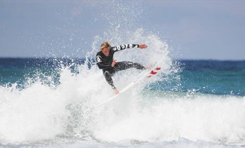 The English National Surfing Championships