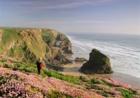 Free attractions in cornwall - walking