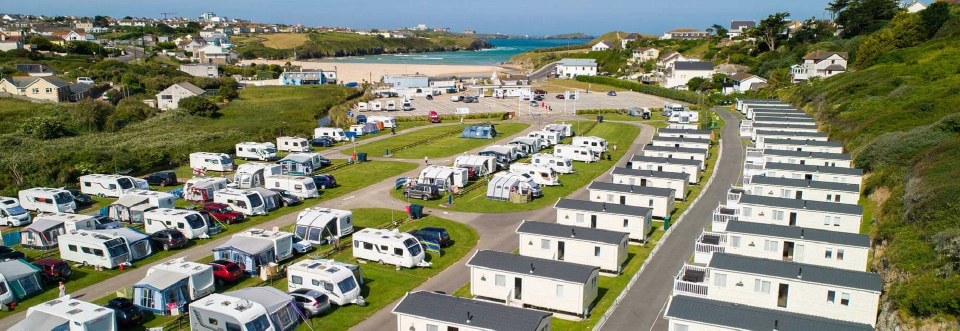 Holiday Park and Campsite in Newquay